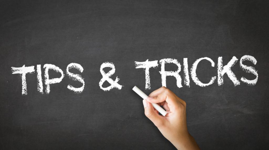 Linkbuilding tips & tricks